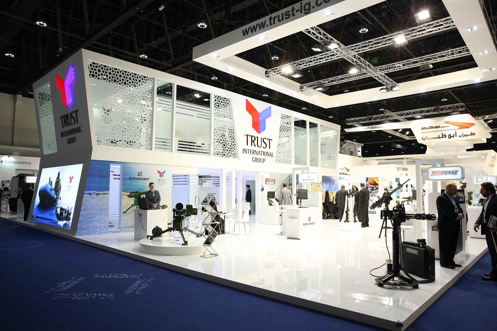 Exhibitions & marketing support
